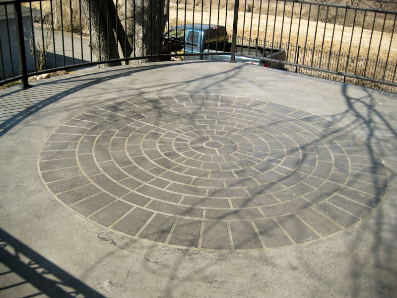Stamped Concrete Buffalo NY