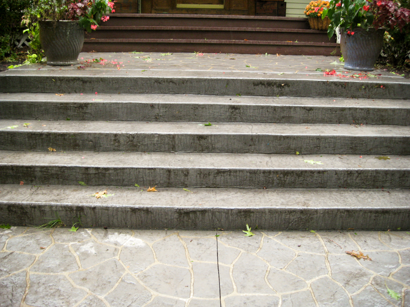 Concrete Steps Buffalo NY
